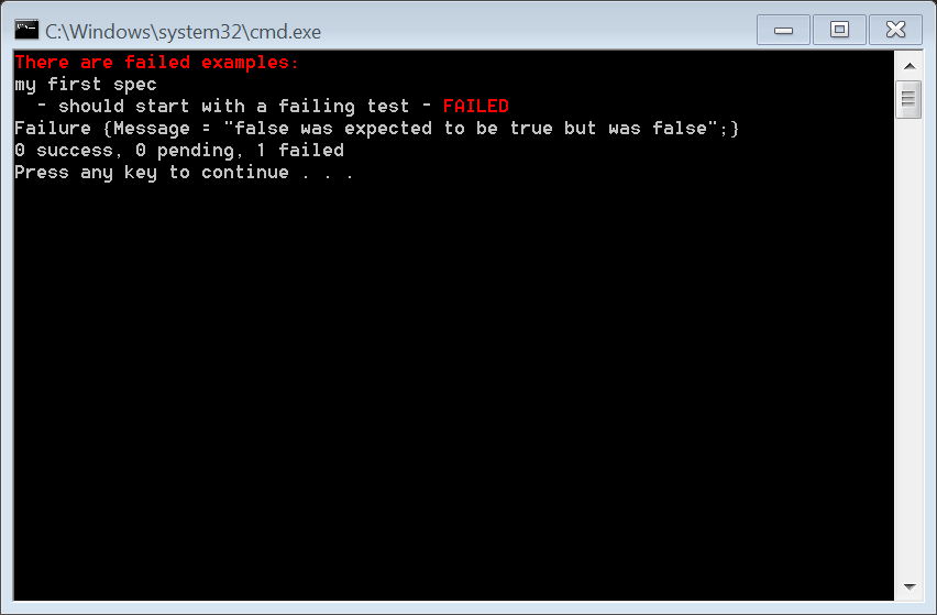 fspec-getting-started-first-failing-spec